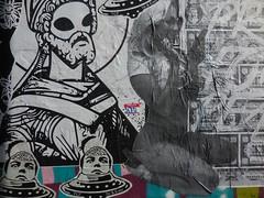 zoer (Visual Chaos) Tags: zoerscicrew zoer zoersci sci scicrew wheatpaste blonde selfie tri evol tcf bigdukee southcentralla losangelesgraffiti graffiti slaptag vermontartdistrict virtual ufo