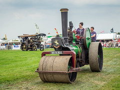 Smallwood 2018 (Ben Matthews1992) Tags: 2018 smallwood steam rally show traction engine old vintage historic preserved preservation vehicle transport history 1924 aveling porter roller 10905 nx6366