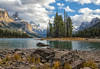 Canadian Icon (Philip Kuntz) Tags: spiritisland malignelake firstnations twolovers jasper jaspernationalpark alberta canada