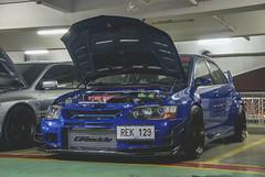 Mitsubishi Lancer Evolution IX (CT9A) (Justin Young Photography) Tags: cars manila philippines mitsubishi lancerevolution evoix ct9a voltex