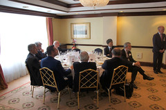 07-06-2018 Exclusive Luncheon with Secretary of State Pieter De Crem - DSC08976