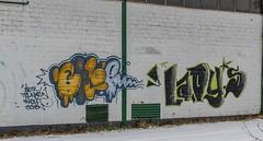 227_2018_03_03_Menden_Rheinl_Graffiti (ruhrpott.sprinter) Tags: ruhrpott sprinter deutschland germany allmangne nrw ruhrgebiet gelsenkirchen lokomotive locomotives eisenbahn railroad rail zug train reisezug passenger güter cargo freight fret staugustin mendenrheinl koblenz köln blsc brll cfl db dispo mrcedispolok eloc öbb rhc rpool sbbc sncb wlc xrail rb27 es64u2 es64f4 101 1116 143 145 151 152 155 185 186 187 193 218 411 425 475 482 bahnbaugruppe logo outdoor natur graffiti