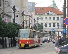 Tatra T6A5, #7913, DP Bratislava (transport131) Tags: tram tramwaj dp bratislava tatra t6a5