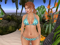 Shanna Bikini by MOoH! (Shanna's Closet) Tags: secondlife sl secondlifefashion secondlifeevents summerfashion summerwear femalefashion fashion bikini maitreyameshlarabody maitreya mooh mesh