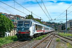 E401_025-Statuto-2018-06-17-ClaudioGori©_DSC6523 (Claudio Gori) Tags: e401 e401015 trenitalia intercitysun firenze statuto toscana treno ferrovia rail railway