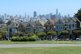 Painted Ladies - San Francisco, CA