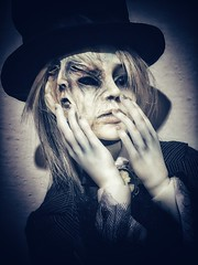 Mordrake (Sadomina) Tags: doll bjd abjd balljointeddoll sadomina mordrake creepy horror face eviltwin macabre mirodoll
