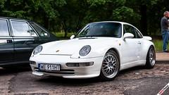 993 Carrera (m.grabovski) Tags: youngtimer warsaw warszawa polska poland mgrabovski porsche 911 993 carrera