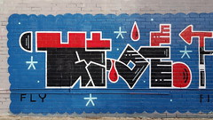 Ute... (colourourcity) Tags: streetart streetarnow graffiti melbourne streetartmelbourne streetartaustralia awesome colourourcity nofilters burncity original hobby bored walking ute fly flies