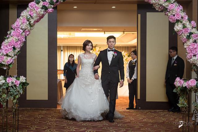 Allen&Alice-台南大億麗緻宴客-婚禮記錄-19