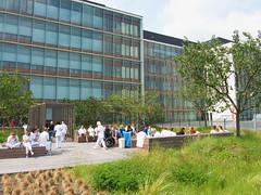 20180525-017 Rotterdam Erasmus MC (SeimenBurum) Tags: rotterdam netherlands erasmus erasmusmc hospital ziekenhuis architecture architectuur garden roofgarden daktuin tuin