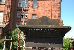 Sir John Maxwell School 3 (goatsgreetings) Tags: glasgow scotland pollokshaws abandoned derelict school building architecture arquitectura european sandstone historic