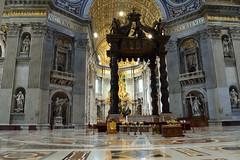 Szent Péter-bazilika (Péter_kekora.blogspot.com) Tags: róma 2018 travel italy rome vatican vaticancity january nikon d7200 vacation