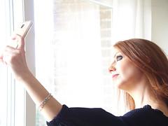 Selfie (Jorge Tarlea) Tags: jorgetarlea pelirroja redhead sefie autoretrato