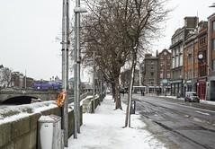 18MAR01 SLYNNLEE-6337 (Suni Lynn Lee) Tags: dublin ireland beastfromtheeast winter snow cold blizzard city street