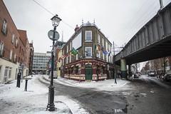 18MAR01 SLYNNLEE-6322 (Suni Lynn Lee) Tags: dublin ireland beastfromtheeast winter snow cold blizzard city street