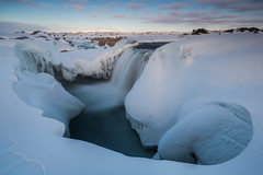 Frozen Waterfall (Iurie Belegurschi www.iceland-photo-tours.com) Tags: adventure arctic cold cloudy canyon daytours dreamscape extremeterrain fineart fineartlandscape fineartphotography fineartphotos finearticeland guidedphotographyworkshops guidedtoursiceland guidedphotographytour guidedtoursiniceland highlands icelandphototours iceland iuriebelegurschi icelandic icelanders icelandphotographyworkshops icelandphotoworkshops icelandphotographytrip landscape landscapephotography landscapephoto landscapes landscapephotos nature outdoor outdoors snow snowy winter snowcapped waterfall waterfalls frozen freezing hrafnabjargafoss