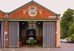 Constantine Road (Chris Baines) Tags: constantine road bus depot ipswich