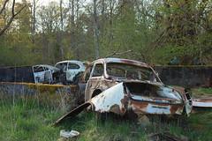 das Ende (mariburg) Tags: rotten marode ruin decay desolate cars rustycars auto canoneos6d sigma35mm14dghsmart