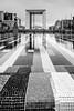 A world of lines (Michael Muraz) Tags: archedeladéfense bw europe france iledefrance le ladéfense paris puteaux world arch building city cityscape leadinglines longexposure monochrome monument town îledefrance