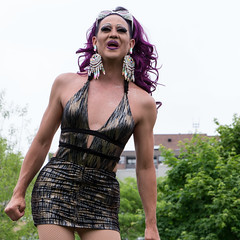 Tri-Pride 2018 (Robert E. Adams) Tags: pride 2018 kitchener lgbtq victoriapark drag missdrew dragqueen