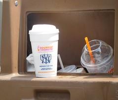 Newburgh runs on Dunkin' (Steve Rollo) Tags: newburgh new york yankees nyy burgh nbny
