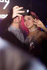 My Popstar Friend Ana Chonps (araodasilva) Tags: anachomps chomps pop vloguer singuer actress music robinandbatman pinkhair coloredhair