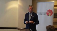 07-06-2018 Exclusive Luncheon with Secretary of State Pieter De Crem - DSC08947