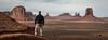 North Window Overlook, Monument Valley (Brandon Kopp) Tags: 2470mm arizona d750 nature nikon outdoor panorama people travel vacation cloudy kayenta unitedstates us landscapephotography landscape monumentvalley navajonation mittens northwindowoverlook