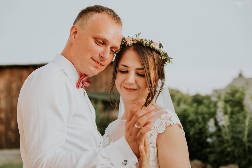 385 - ZAPAROWANA - Marta & Norbert - Reportaż Ślubny