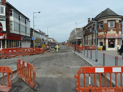 20180613 Traffic-free Caunce Street, Blackpool