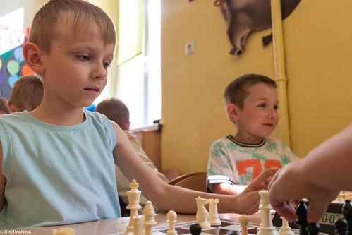 X Szachowe Mistrzostwa Przedszkola Miejskiego Nr 6-3