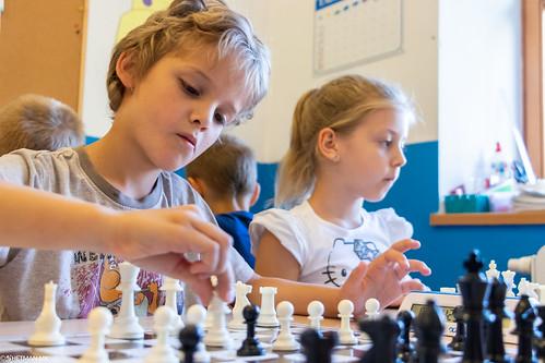 IV Szachowe Mistrzostwa Przedszkola Abracadabra-2