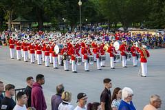 Marine Corps Sunset Parade 12 June 2018  (470) (smata2) Tags: washingtondc dc nationscapital marines marinesunsetparade usmc military