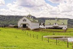 Idyllic Farmstead (Singing Like Cicadas) Tags: 2018 spring westvirginia may farm countryside barn outdoors greenbriercounty appalachia lewisburg onethousandgifts 1000gifts