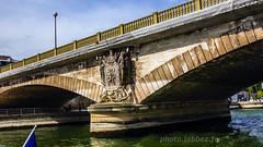 pont de Paris (louis.labbez) Tags: rivière labbez paris seine 2018 viaduc france architecture ville monument europe town crue flew figure pierre fleuve iledefrance sculpture bridge