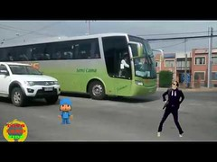 Amazing Longest Bus + Wheels on the bus for kids + Top Song for kids | Toys Land Kids (toysland) Tags: amazing longest bus wheels for kids top song | toys land