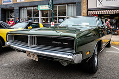 1969 Dodge Charger (Sharky.pics) Tags: 2018 usa unitedstatesofamerica charger dodge 1969dodgecharger hartford wisconsin car carshow dodgecharger unitedstates may automobile auto us
