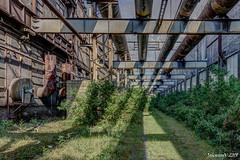 029-TrainWorks-(BE)-2018 (John JoBo) Tags: urbex ue urban urbanexploring urbandecay industrial abandoned