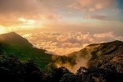 Descendance (erickson.becca) Tags: clouds sky seewhatisee nerd landscape outside outdoors southamerica venezuela followme photo photography adventure journey explore wanderer wanderlust travel sunset mountain