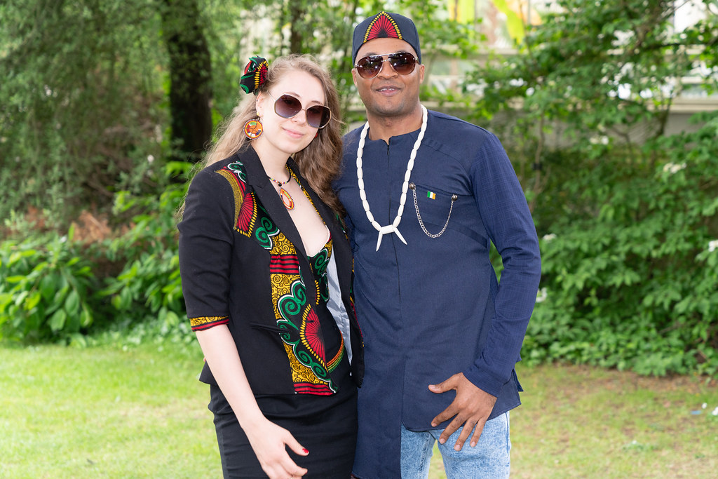 AFRICA DAY 2018 IN DUBLIN [FARMLEIGH HOUSE - PHOENIX PARK]-140577