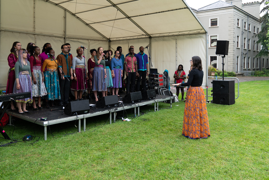DISCOVERY GOSPEL CHOIR [AFRICA DAY 2018 IN DUBLIN]-140584