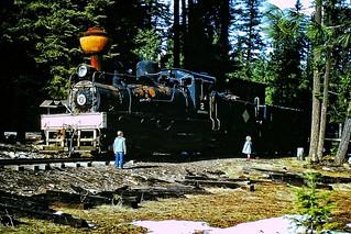 1955 Old slide restored