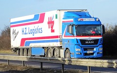H.Z Logistics MAN TGX Euro 6 FX65 JYA (sab89) Tags: hz logistics man tgx euro 6 fx65 jya