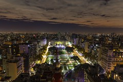 Buenos Aires (Jerseket) Tags: buenosaires buenos aires caba argentina ciudad urban urbano city night noche canont3i canon photoshop sigma sigmalens porteño porteña congreso congress