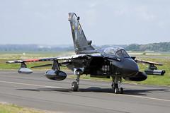 45+51_PanaviaTornadoECR_Luftwaffe_Cambrai (Tony Osborne - Rotorfocus) Tags: panavia tornado pa200 ecr ids luftwaffe german air force germany tiger meet 2011 nato cambrai france