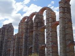 Acueducto de Los Milagros. Mérida. España (Antonio RS) Tags: acueducto milagros mérida emerita augusta españa spain extremadura