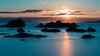 Sunset (ValeTer_) Tags: sea sky horizon headland calm sunset coast shore nikon d7500 deception pass state park usa wa washington landscape nature deceptionpass deceptionpassstatepark