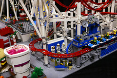 Theme Park - Queenscliffe Bricks (Frost Bricks) Tags: lego theme park moc