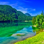 Hintersteiner See in Tyrol, Austria thumbnail